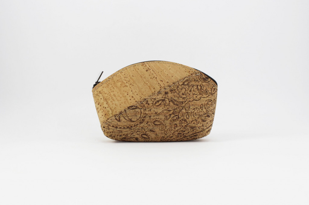 Cork coin purse Ref: 8062