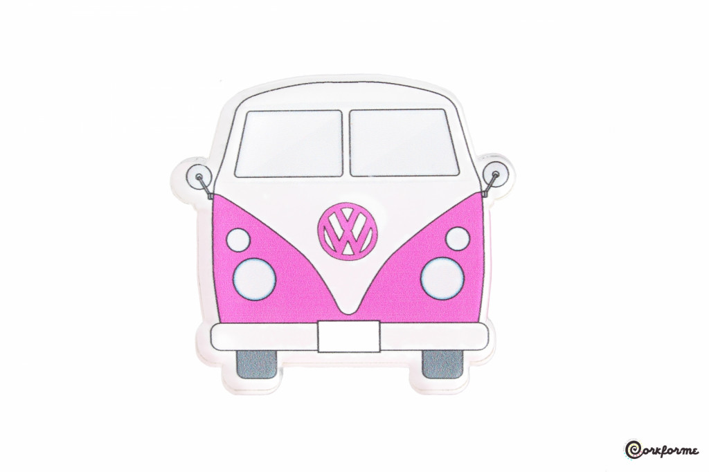 Acrylic Magnet Ref: A3066 VC6Pink