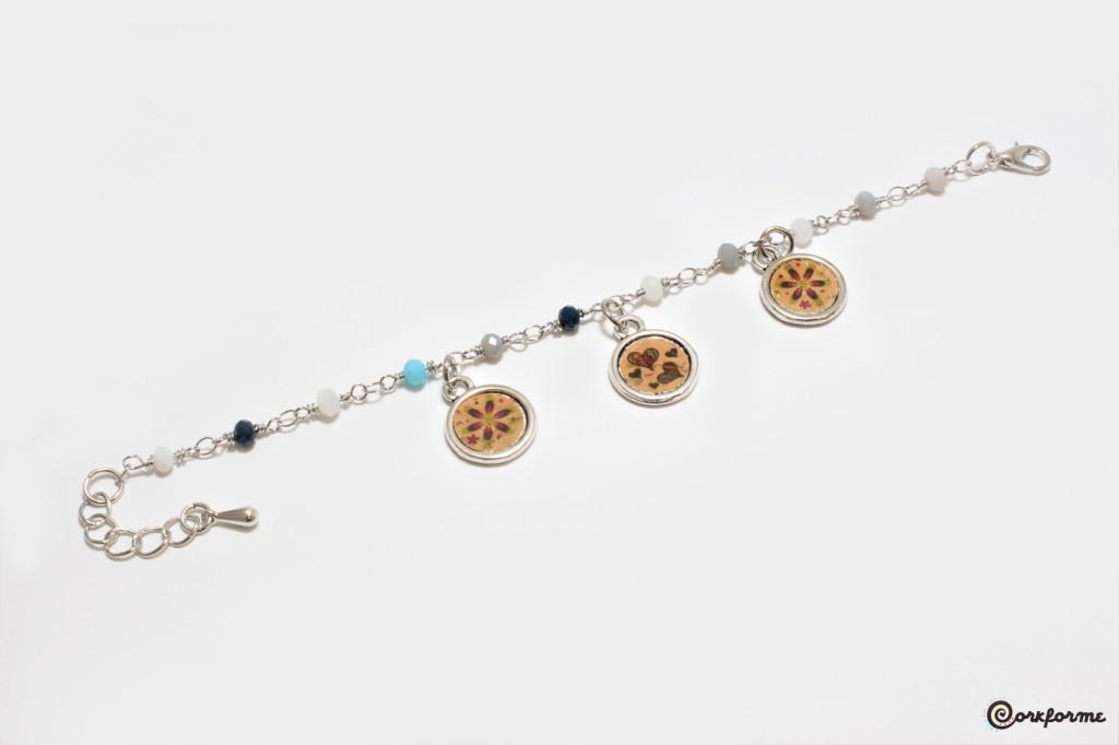 Metal Bracelet Ref: 1140 D